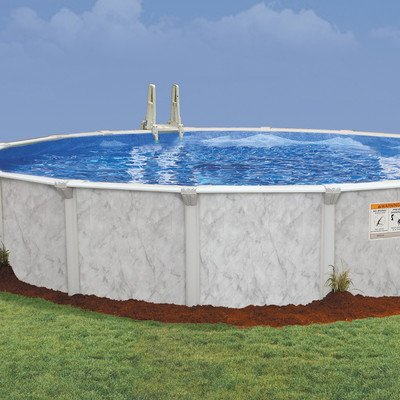 Oasis 101 Pool Package Size: 34' x 216
