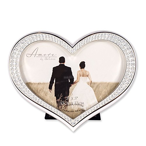 Heart Picture Frame: Amazon.com