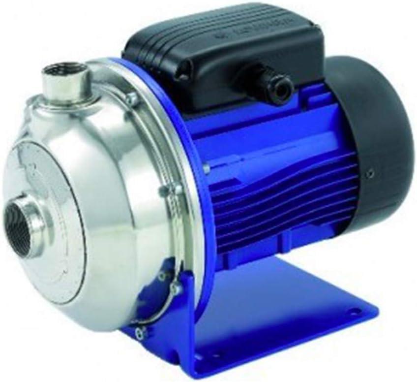 Lowa - Bomba de agua CEAM705 0,55 kW en acero inoxidable 304 hasta 4,8 m3/h monofásico 220 V