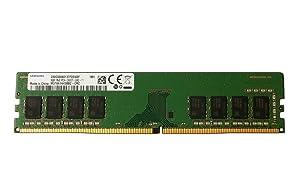 SAMSUNG 8GB DDR4 PC4-19200, 2400MHZ, 288 PIN DIMM, 1.2V, CL 17 desktop RAM MEMORY MODULE M378A1K43BB2-CRC