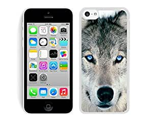 Case,Iphone,Amazon,Belt Clip and Case Combo,Wolf iPhone 6 (4.5) Case White Cover