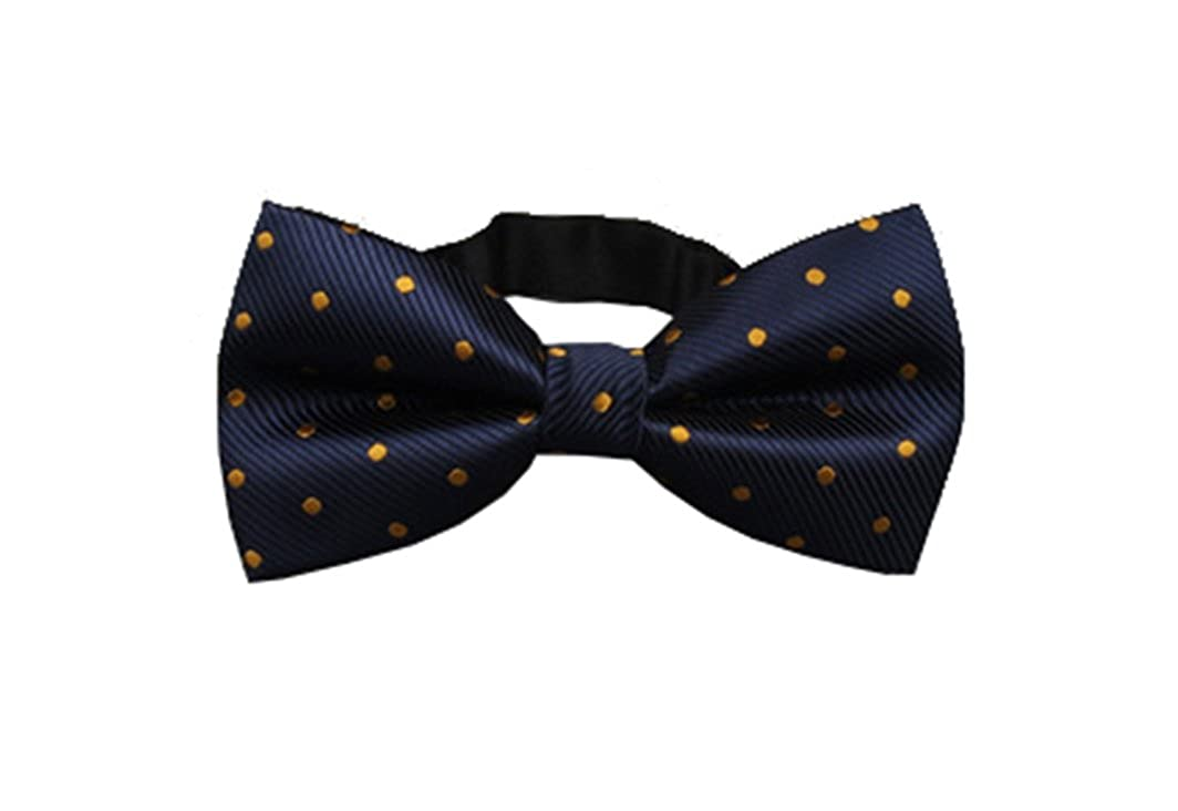 Bowtie Elegant Adjustable Pre-tied Satin Formal Tuxedo