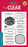 Hero Arts CL983 Holiday Messages and Tags Card Making Kit