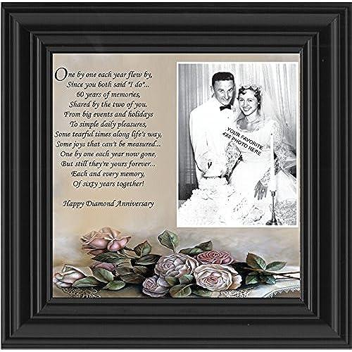 60th Wedding Anniversary Gift: Amazon.com