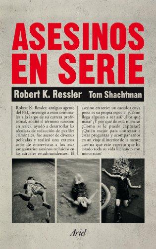 Descargar Libro Asesinos En Serie Robert K. Ressler