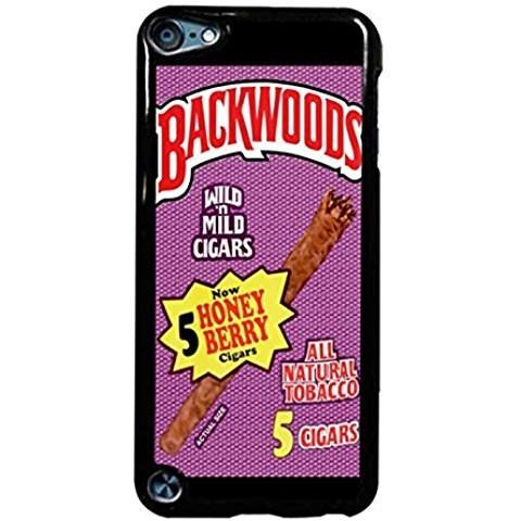 Backwoods Honey Berry Cigars Case / Color White Plastic / Device iPod Touch (Honey Berry)