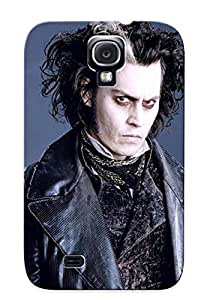 Hot New Jim Carrey In Lemony Snickets Black And White Case Cover For Galaxy S4 With Perfect Design