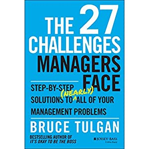 The 27 Challenges Managers Face Audiobook