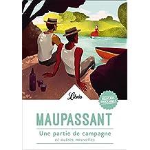 Une partie de campagne: et autre nouvelles (Librio t. 29) (French Edition)