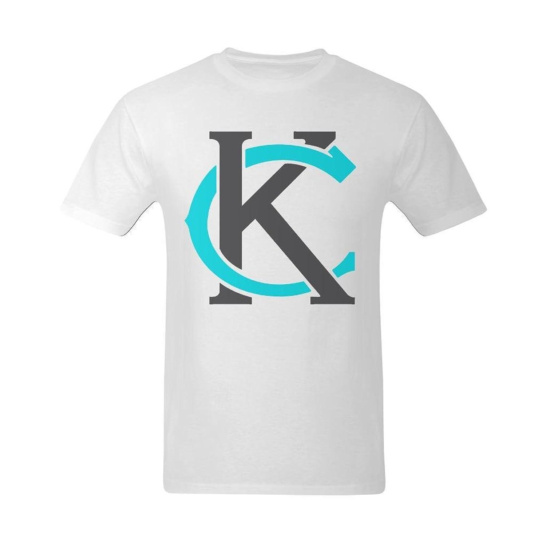 NeloimageMen Kansas City Logo Special Design T-Shirt