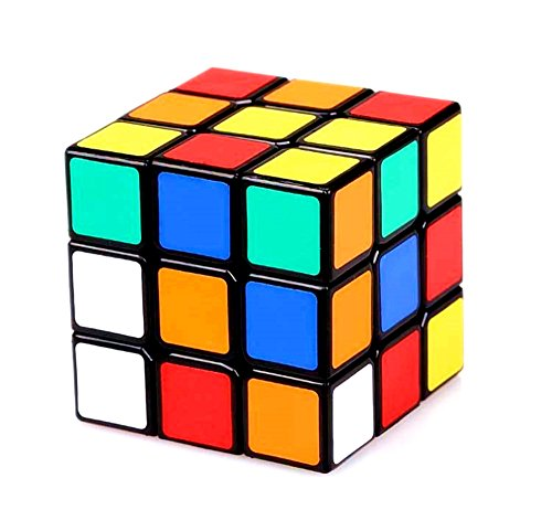 Magic Cube Game,HOWADE 3x3x3 Ultra Smooth Speed Rubix Cube Puzzles Education Toys Special Gift (Rubix Cube Storage Bag)