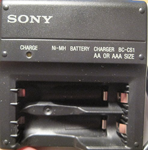 Sony BC-CS1 Ni-MH Battery Charger Aa or AAA ()