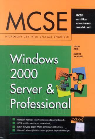 Mcse Windows 2000 Server And Professional