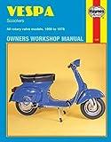 Vespa Scooters, 1958-78 (Haynes Repair Manuals)