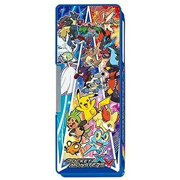 Showa Note 2015 Pokemon estuche para lápices con cierre XY ...