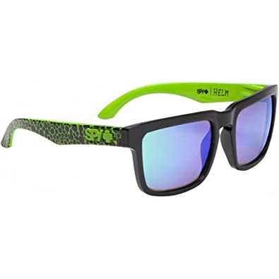 Amazon.com: Spy + Ken Block Assault Helm anteojos de sol ...