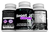 Boost Curves Butt Lifting Supplement — Breast Enlargement, Butt Enhancement & Libido Booster