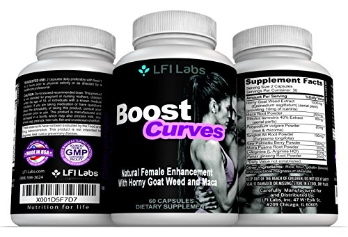 Boost Curves Butt Lifting Supplement