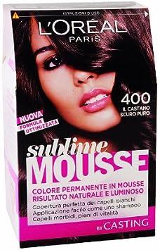 Sublime Mousse color permanente