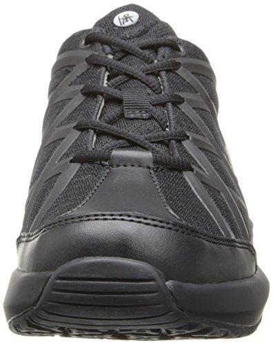 Mbt Womens Sport3 W Sneaker, Bianco Nero (nero)