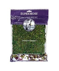 """SuperMoss (22420) InstantGreen Moss Mat, Fresh Green, 18 x 16"""""""