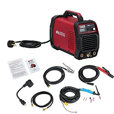 Amico 180 Amp HF TIG Torch/Stick/Arc Welder 115 & 230V Dual Voltage Welding Machine