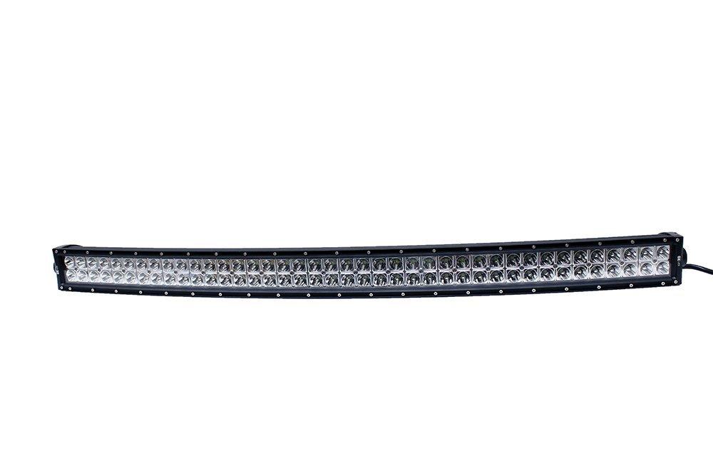 6KLED LED-BC180S-X 32''Curved LED Light Bar 180w Spot Beam Double Row Bar
