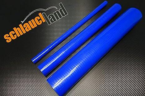 Silikonschlauch 25cm Innendurchmesser 28mm blau*** Unterdruckschlauch Vacuum Hose Verbinder LLK