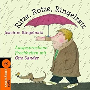 Ritze, Rotze, Ringelratz Hörbuch