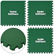 Best Floor Pad SoftFloors Green Total