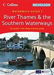 Collins/Nicholson Waterways Guides (7) - River Thames and the Southern Waterways