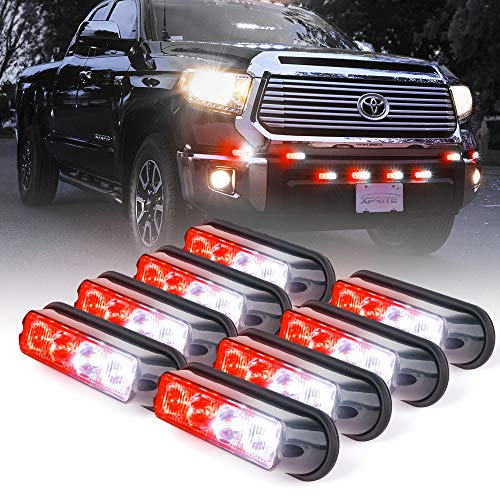 Emergency Led Lighting For Vehicles