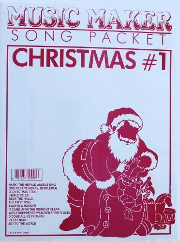 - European Expressions Intl Christmas Music Maker Song Packet