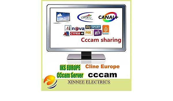 MU CCAM clina IKS cuenta CCcam 1 año de validez 868ffb027