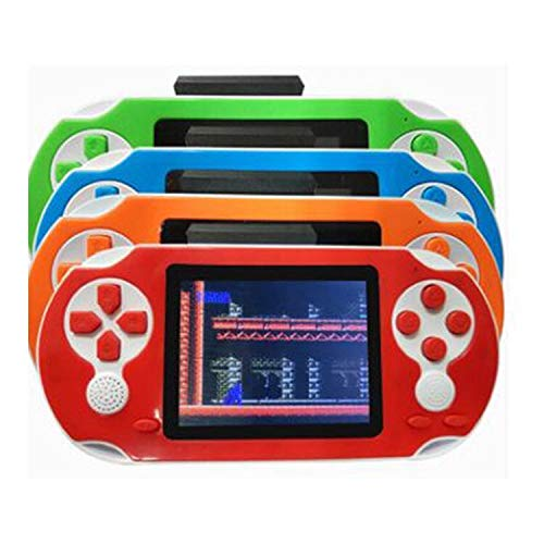 Viki-Liki Handheld Console for Kids,Portable Chargeable Entertainment  Gaming System 3 2