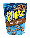 Flipz Milk Chocolate Pretzels 5oz 6 Count