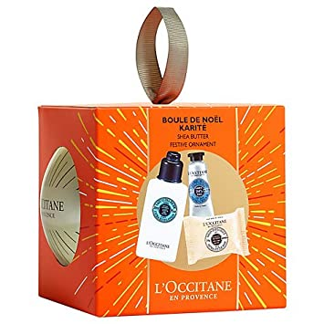 noel 2018 occitane L'Occitane Shea Butter Bauble: Amazon.co.uk: Beauty noel 2018 occitane