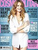 Cosmopolitan Magazine (UK Edition - February 2016 - Cover: Millie Mackintosh)