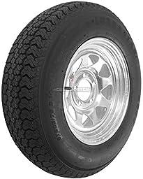 Trailer Wheel & Tire #366 ST205/75D14 205/75 D 14\