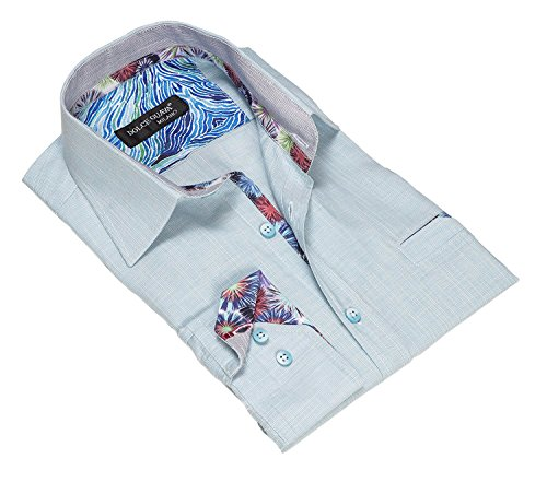 dress shirts with contrasting cuffs - 1