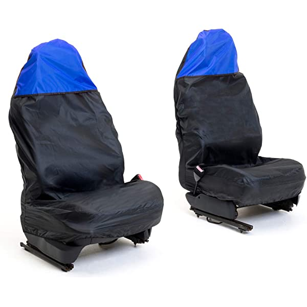 LIONSTRONG - Protector universal para asiento de coche - Funda asiento coche - Material 100% impermeable: Amazon.es: Coche y moto
