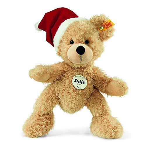 Steiff teddy bear fin Santa Claus Steiff Fynn Teddy Bear