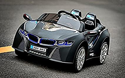 Amazon Com Bmw Electric Battery Operated Ride On Car For Kids I8