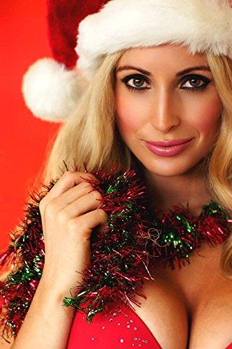 Christmas Babes.Amazon Com Santa Babes And Sexy Christmas Models 24