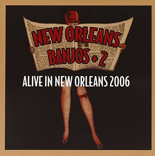 Alive in New Orleans 2006 for sale  Delivered anywhere in USA