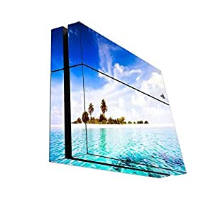 Amazon.com: The Maldives Playstation 4 PS4 Console Vinyl