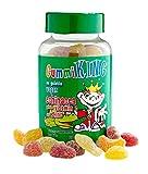Cheap Gummi King Echinacea Plus Vitamin-C Zinc Supplement, Strawberry/Lemon/Orange/Grape/Cherry/Grapefruit, 60 Count