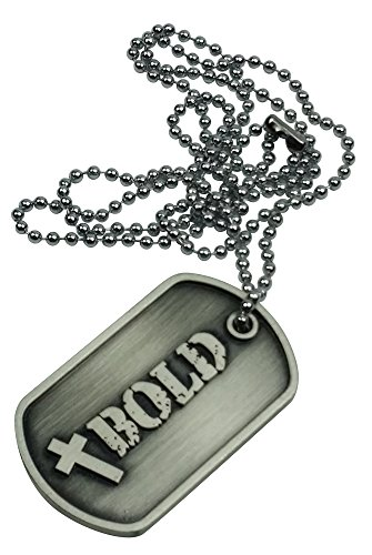 Dog Tag Bible (Bold Christian Dog Tag Joshua)