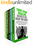 How To Start An eBay Business And Make Money From Home Box Set (6 in 1): Learn How To Start Selling On eBay And Make Huge Profits Quickly (eBay Mastery, How To Sell Online, eBay Success)