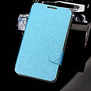 GJY Silk Pattern PU Leather Full Body Case for Samsung Note 2 N7100(Assorted Colors) , Golden
